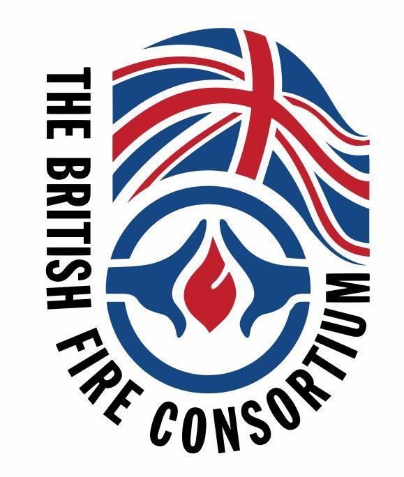 The British Fire Consortium logo